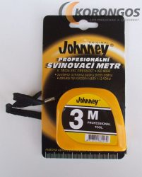 Mérőszalag 3m JOHNNEY