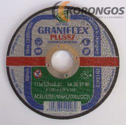 Vágókorong 115x3,2 mm GRANIFLEX
