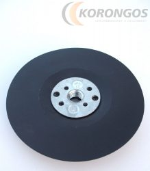 Támasztó tányér 125mm  M14  KLINGSPOR