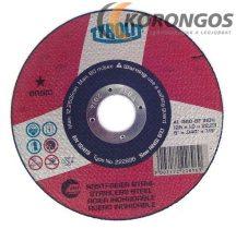 TYROLIT BASIC A60 BF-Inox Vágókorong 125 x 1,0 mm