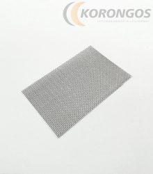 Fémháló műanyag javításhoz 1,0mm vastag
