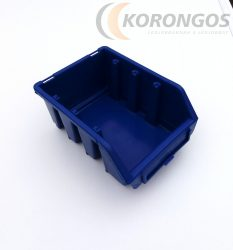 Ajándék Csavartartó doboz 110x175x 75mm Kék