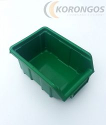 Csavartartó doboz 110x75x75mm Zöld