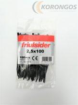 Kábelkötegelő 100x2,5mm