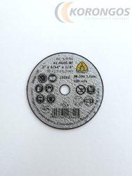 Mini vágókorong 50mmx1mm