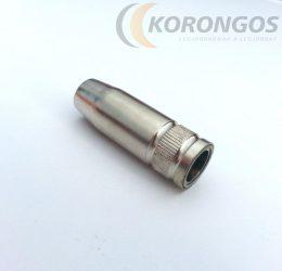 Gázterelő 12mm vastag közdarabhoz