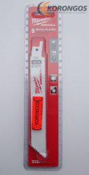 MILWAUKEE Sawzall Orrfűrészlap 150 x 18 mm 5db-os csomagolásban