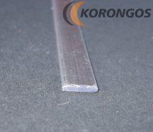 PC szalag 8 mm x 2 mm x 106 cm áttetsző Műanyag hegesztő pálca